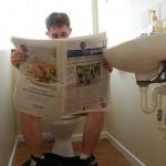 トイレの手をかざすセンサーが動かず流れないのは理由があった